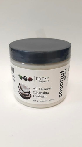 Eden Bodyworks All Natural Cleansing Co-Wash Coconut Shea