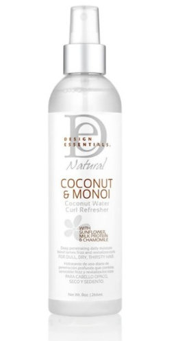 Coconut Water Curl Refresher