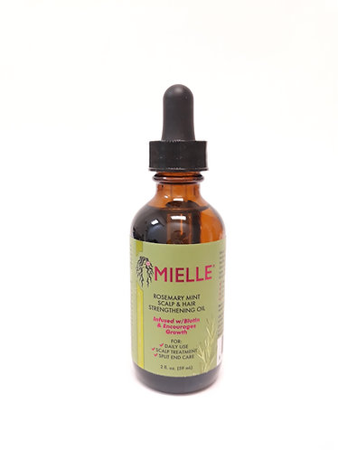 Mielle Rosemary Mint Strengthening Oil