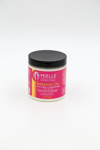 Mielle Organics Babassu Oil Mint Deep Conditioner