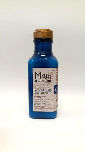 Maui Moisture Nourish & Moisture + Coconut Milk Conditioner