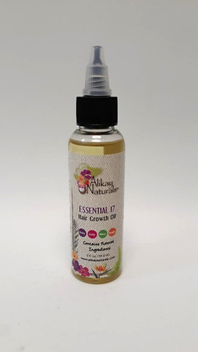 Alikay Naturals Essential 17 Hair Growth Oil 8 Fl oz