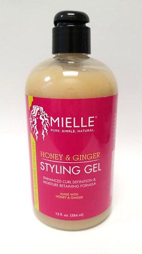 Mielle Babassu Honey & Ginger Styling Gel
