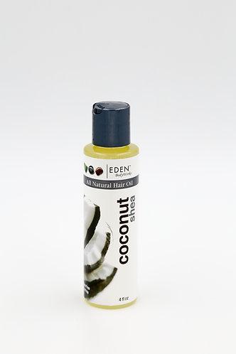 Eden Bodyworks All Natural Hair OIl Coconut Shea