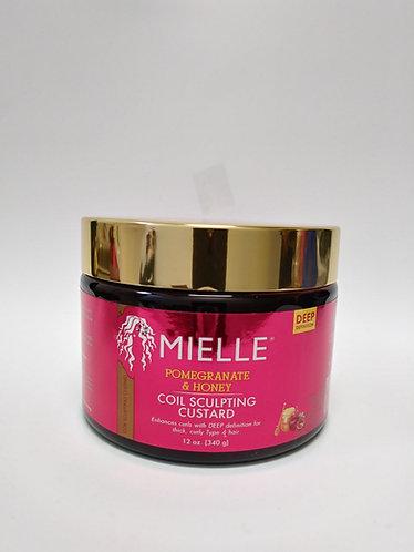 Mielle Pomegranate & Honey Coil Sculpting Custard 12oz