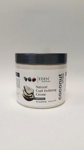 Eden Bodyworks Natural Curl Defining Creme Coconut Shea