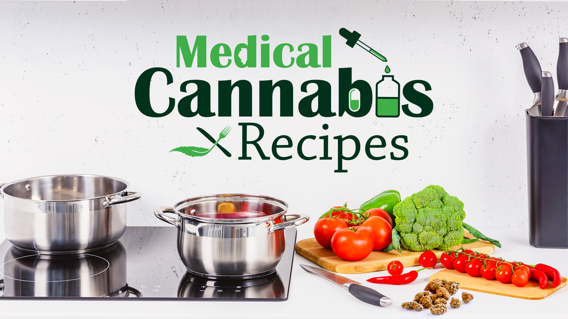 Medical Cannabis Recipes Logo