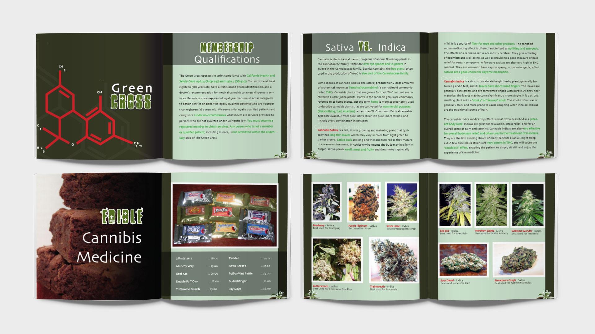 Medical Cannabis Sales Catalog
