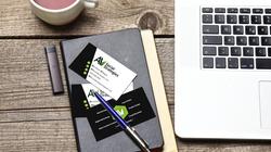 AV Social Strategies Business Cards