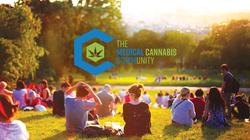 The Medical Cannabis Community Logo