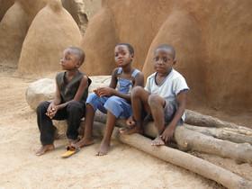Kids From The Neighborhood Listening