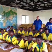 School Central Ghana