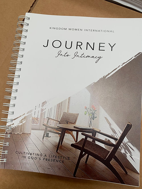 KWI Journey Into Intimacy Leaders Manual