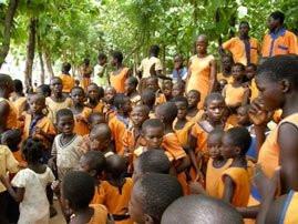 Previous School Central Ghana
