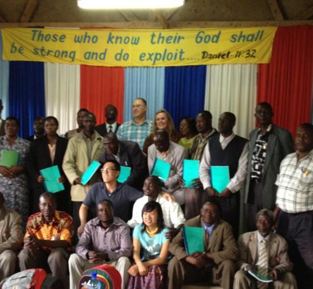 Training Leaders In Kenya