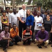 Training In Accra, Ghana