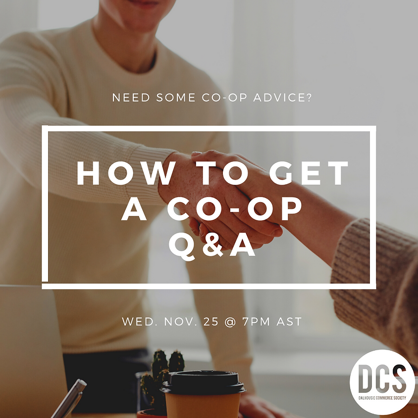 DCS Co-op Q&A