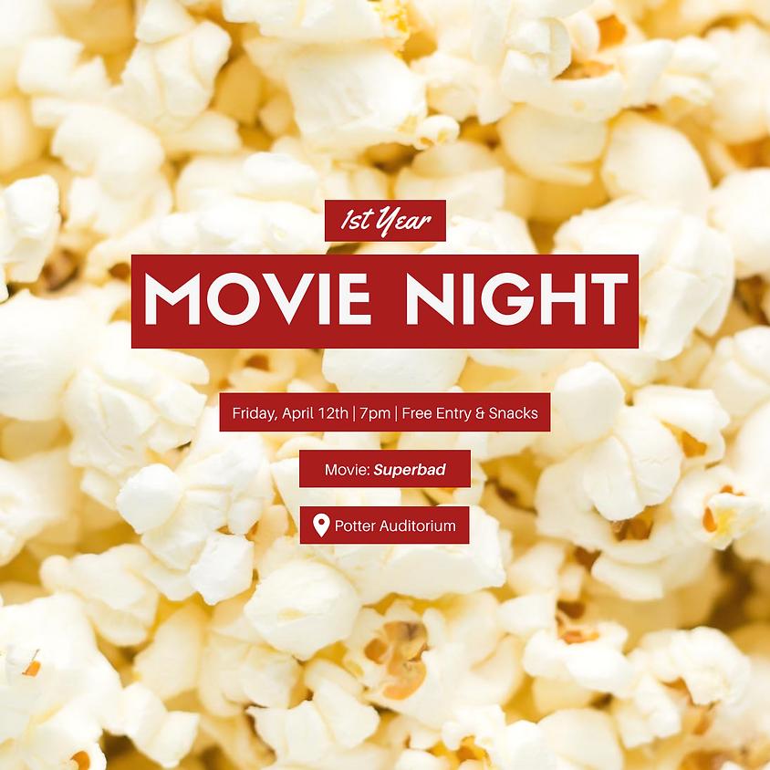 1st Year Movie Night