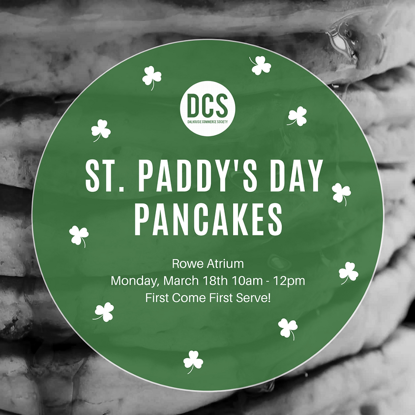 St. Paddy's Day Pancakes