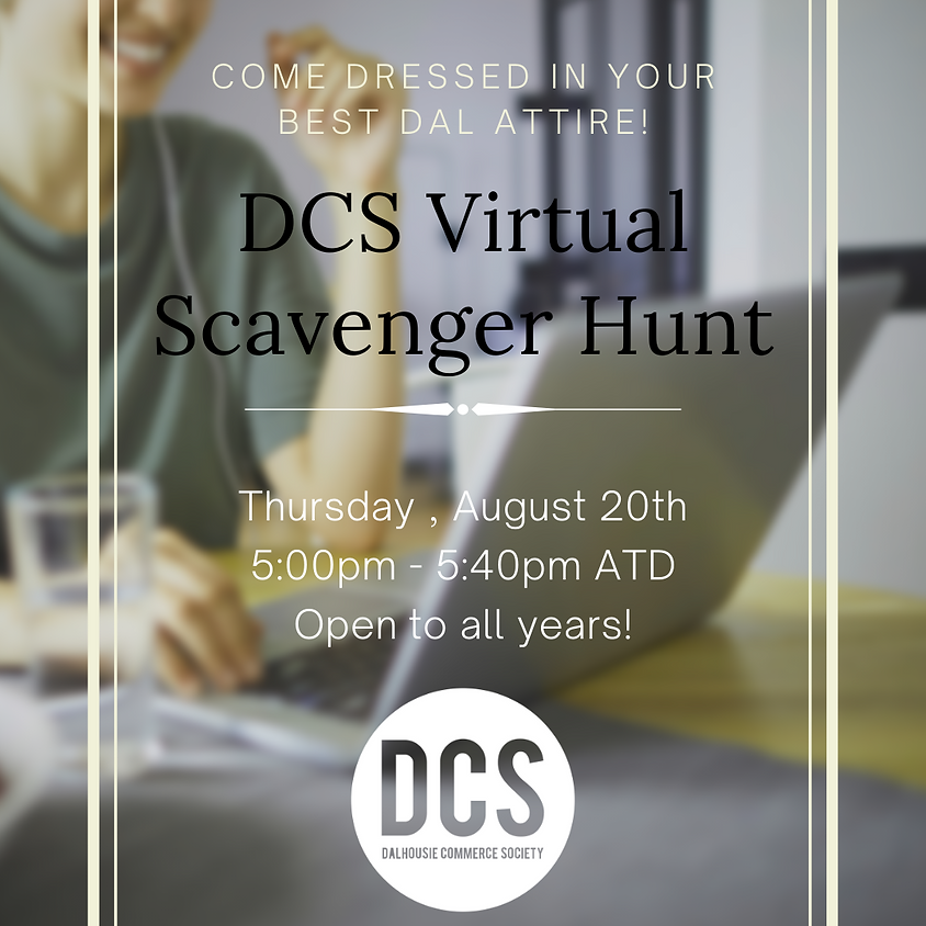 DCS Virtual Scavenger Hunt