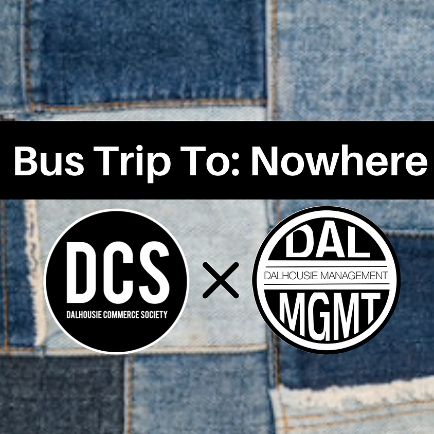 Bus Trip to Nowhere