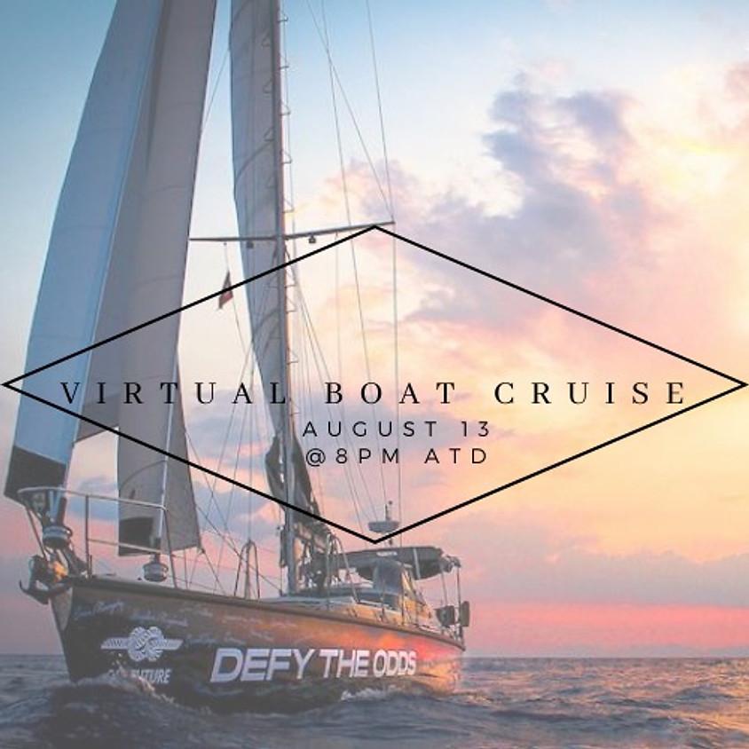 COMM SUMMER - Virtual Boat Cruise