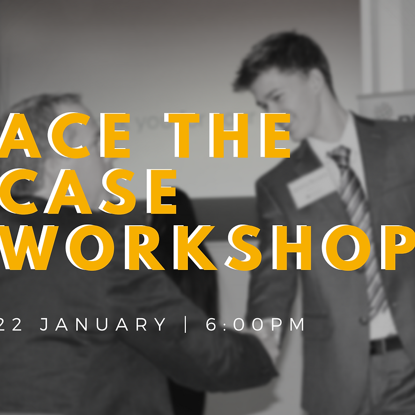 Ace the Case Competition