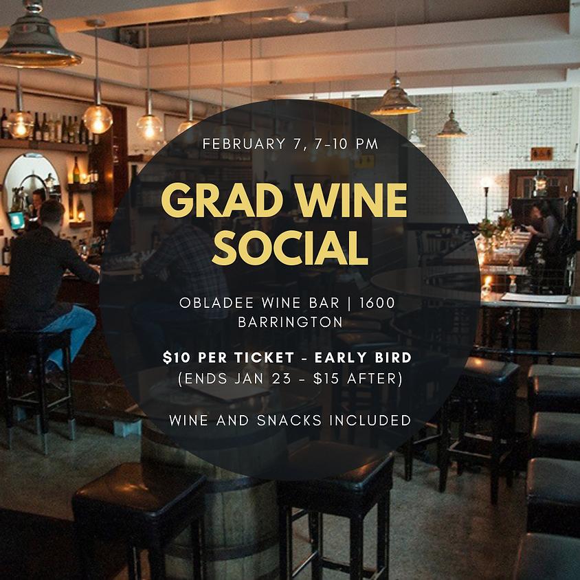 Grad Wine Social