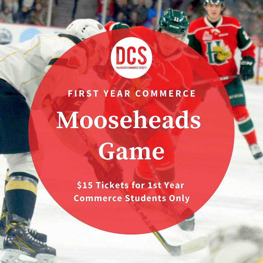 First Year Mooseheads Game