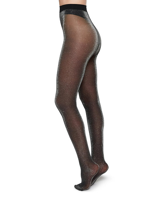 Sustainable Hosiery Swedish Stockings Tora Shimmery Tights Australia NZ