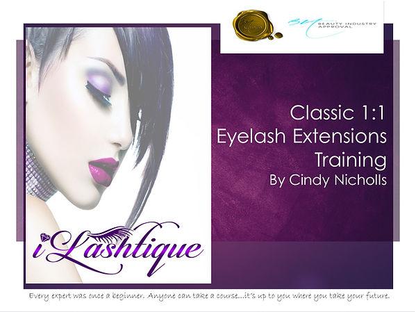 iLashtique Classic Eyelash Extensions Tr