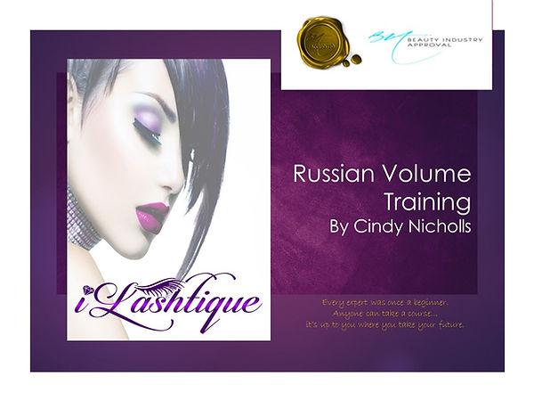 iLashtique Russian Volume Eyelash Extens