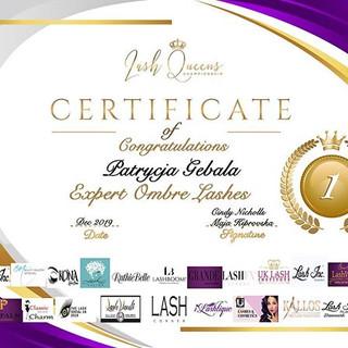 Congratulations Winners- Expert Ombre La
