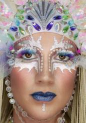 'Fairytail' Fantasy Lash Art by Cindy Nicholls