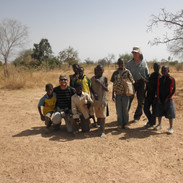 With Children in Laongo