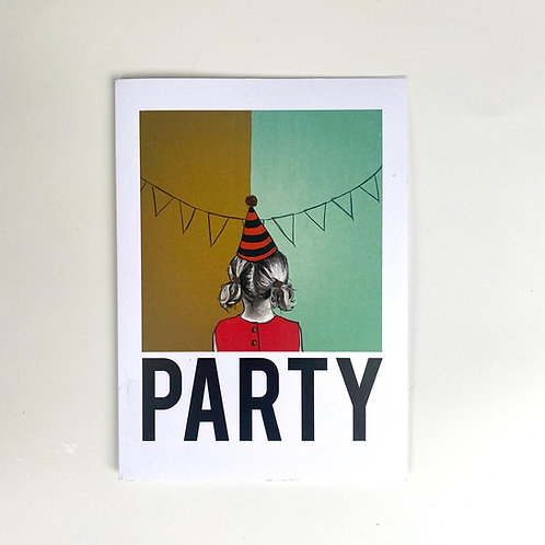Party II Card