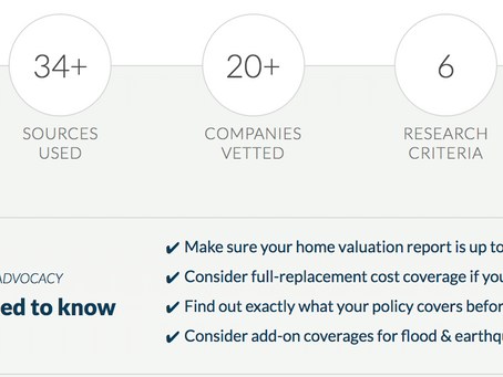 Best Homeowners Insurance  Based on In-Depth Reviews