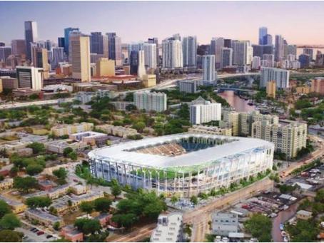 Details of secret Beckham stadium plan emerge: hotel, shops, offices, new park
