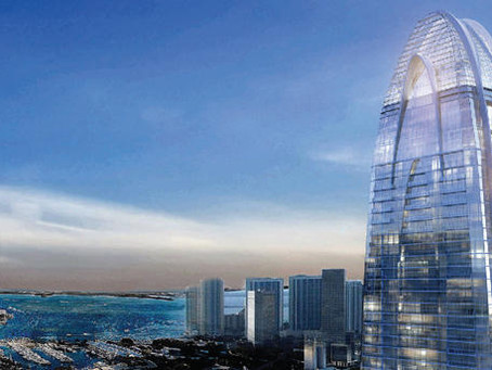 Here are the tallest projects proposed in Miami