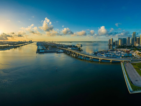 Miami's real estate market is so strong that homes are selling for near-asking price
