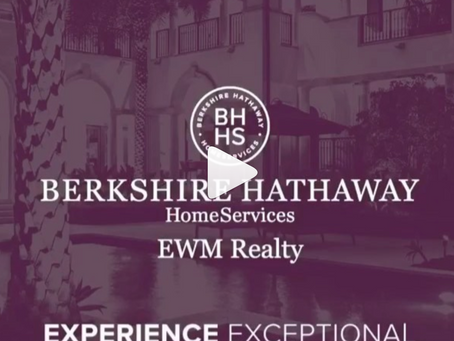 Luxury Real Estate Leader EWM Realty International Joins Berkshire Hathaway HomeServices