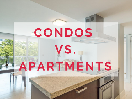 Renting a Condo vs Apartment
