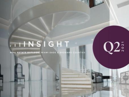 INSIGHT Real Estate Outlook: Miami-Dade & Broward Q2 2021