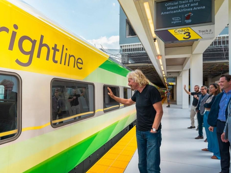 High-speed trains are finally coming to the US