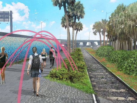 Miami Walk Is The New Name Proposed By Branding Agency For River & Baywalk