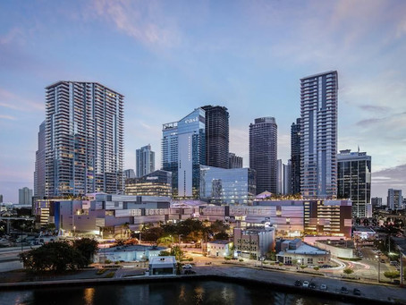 Six Reasons Everyone Is Moving To Miami's Brickell Neighborhood