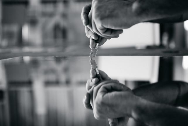 Miroir MNuances Slow design étape 1