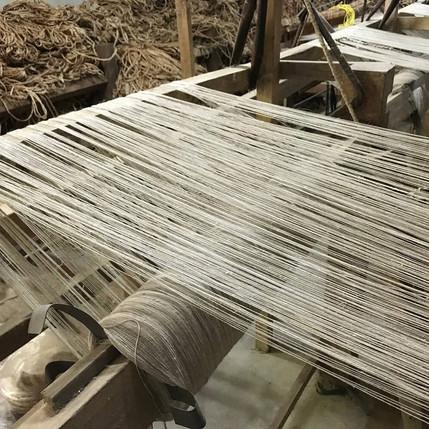 Métier à tisser traditionnel