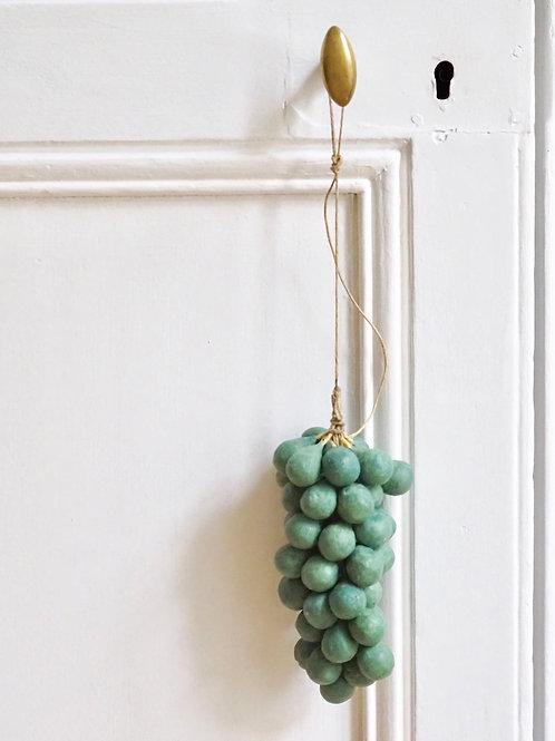 grappe-de-savon-décorative-floatinghouse-verte-bijou-de-porte