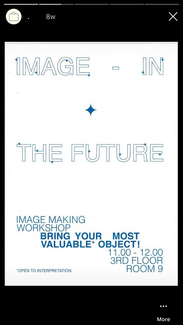 Image in the Future